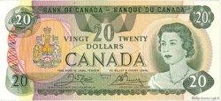 20 Dollars CANADA  1979 P.093b SUP+