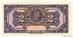2 Pesos COLOMBIE  1955 P.390d NEUF