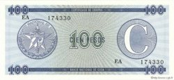 100 Pesos CUBA  1990 P.FX25 NEUF