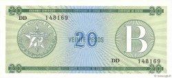 20 Pesos CUBA  1985 P.FX09 NEUF