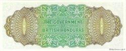 1 Dollar HONDURAS BRITANNIQUE  1961 P.28b NEUF