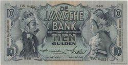 10 Gulden INDES NEERLANDAISES  1939 P.079c SPL
