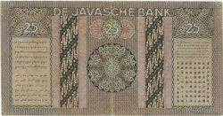 25 Gulden INDES NEERLANDAISES  1939 P.080b SUP