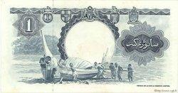 1 Dollar MALAISIE et BORNEO  1959 P.08A NEUF