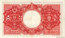 10 Dollars MALAISIE et BORNEO  1953 P.03a SUP