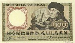 100 Gulden PAYS-BAS  1953 P.088 SUP