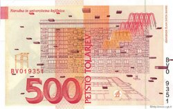 500 Tolarjev SLOVÉNIE  2005 P.16c NEUF