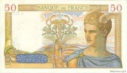 50 Francs CÉRÈS FRANCE  1935 F.17.13 TTB+