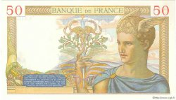 50 Francs CÉRÈS FRANCE  1935 F.17.18 pr.SUP