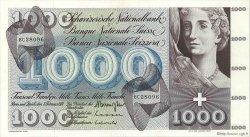 1000 Francs SUISSE  1974 P.52m SUP