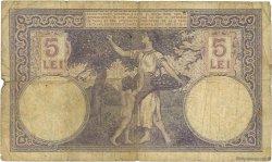 5 Lei ROUMANIE  1916 P.019a B