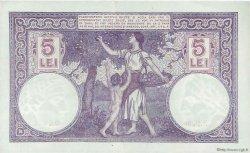 5 Lei ROUMANIE  1920 P.019a pr.SPL