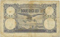 20 Lei ROUMANIE  1928 P.020 B+