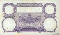 100 Lei ROUMANIE  1913 P.021 TTB