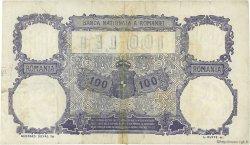 100 Lei ROUMANIE  1926 P.021 TB