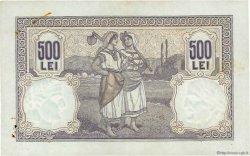 500 Lei ROUMANIE  1916 P.022a TTB