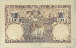 500 Lei ROUMANIE  1919 P.022a TTB+