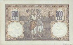 500 Lei ROUMANIE  1919 P.022a SUP