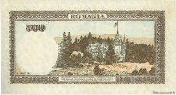 500 Lei ROUMANIE  1941 P.051a SUP