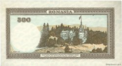 500 Lei ROUMANIE  1943 P.051a SUP