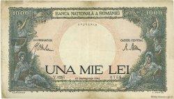 1000 Lei ROUMANIE  1941 P.052 TTB