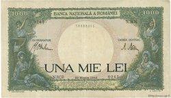 1000 Lei ROUMANIE  1943 P.052 TTB