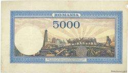 5000 Lei ROUMANIE  1943 P.055 TTB