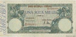 100000 Lei ROUMANIE  1946 P.058a TTB