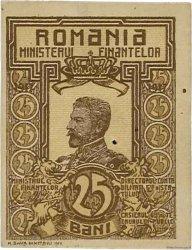 25 Bani ROUMANIE  1917 P.070 TTB+