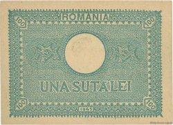 100 Lei ROUMANIE  1945 P.078 SUP+
