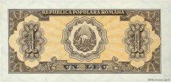 1 Leu ROUMANIE  1952 P.081b pr.NEUF