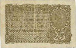 25 Bani ROUMANIE  1917 P.M01 TTB