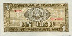 1 Leu ROUMANIE  1966 P.091a pr.SPL