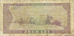 10 Lei ROUMANIE  1966 P.094a B