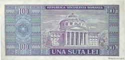 100 Lei ROUMANIE  1966 P.097a NEUF