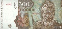 500 Lei ROUMANIE  1991 P.098a NEUF