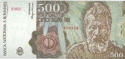 500 Lei ROUMANIE  1991 P.098b NEUF