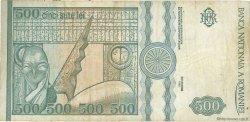 500 Lei ROUMANIE  1992 P.101a pr.TTB