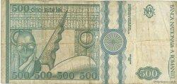 500 Lei ROUMANIE  1992 P.101b B