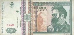 500 Lei ROUMANIE  1992 P.101b TTB