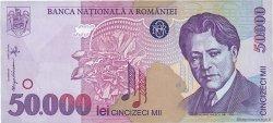 50000 Lei ROUMANIE  1996 P.109 pr.SPL