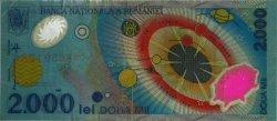 2000 Lei ROUMANIE  1999 P.111a TTB à SUP