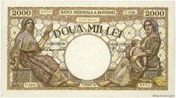 2000 Lei ROUMANIE  1944 P.053a SPL