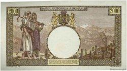 2000 Lei ROUMANIE  1943 P.054a SPL+