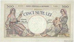 500 Lei ROUMANIE  1927 P.032a SPL+