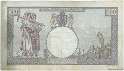 500 Lei ROUMANIE  1930 P.032a pr.TTB
