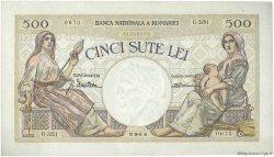 500 Lei ROUMANIE  1934 P.032a SPL