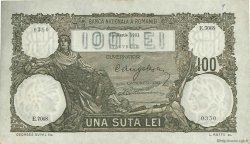 100 Lei ROUMANIE  1931 P.033 SUP