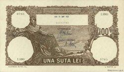 100 Lei ROUMANIE  1942 P.050a SPL