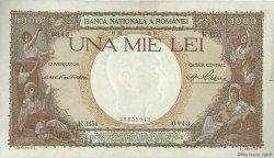 1000 Lei ROUMANIE  1938 P.046 TTB